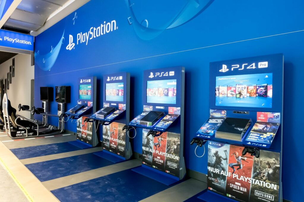 XPERION Highlights PlayStation-Area