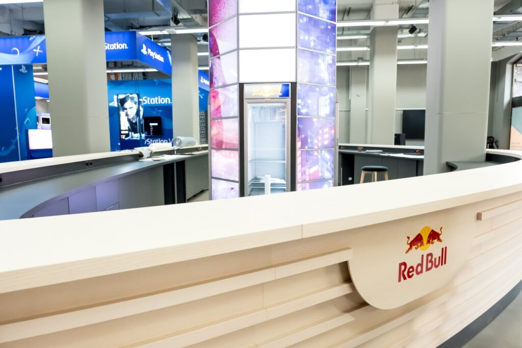 XPERION Highlights Red Bull Bar