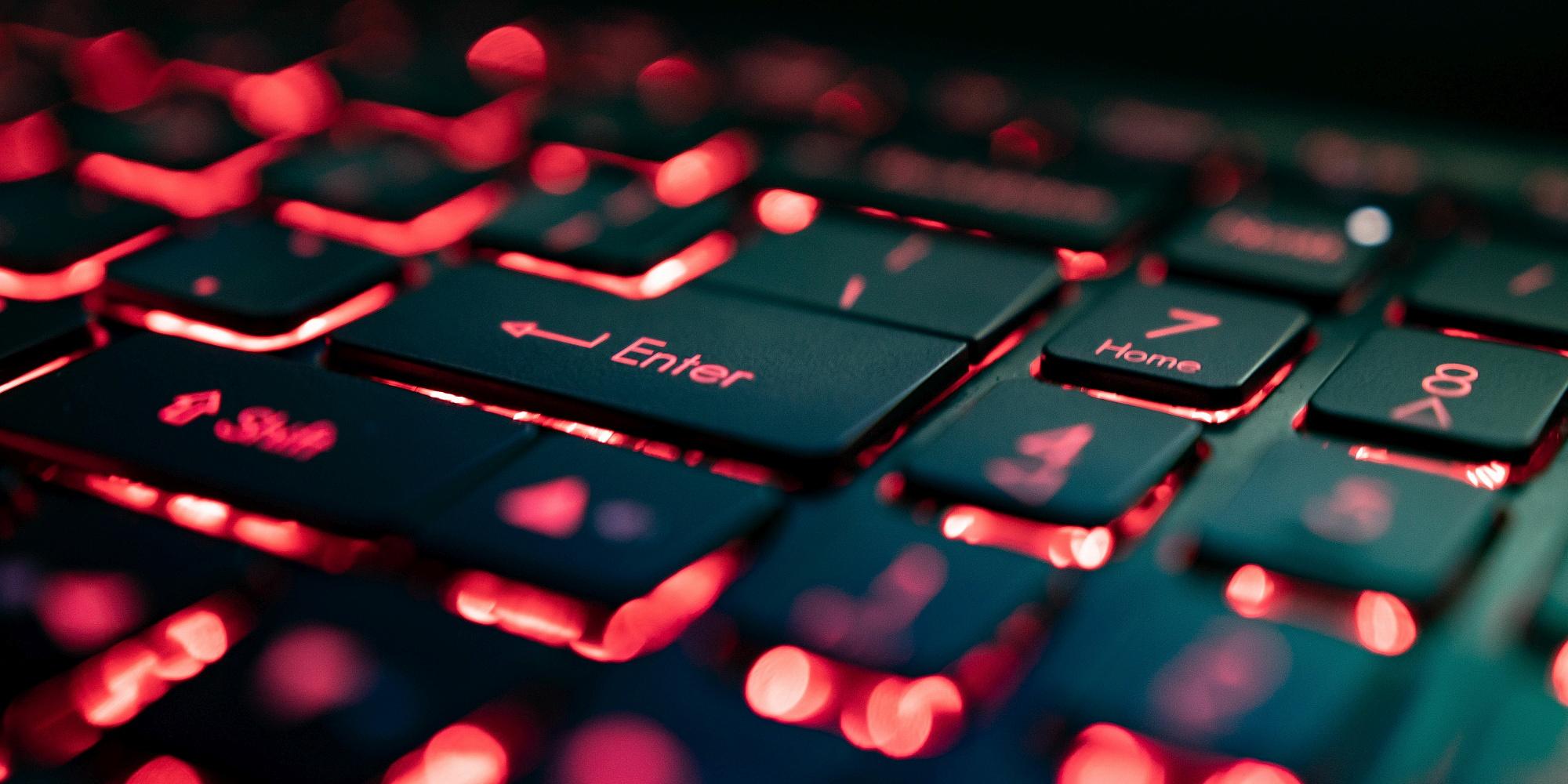 gaming-laptop-tastatur